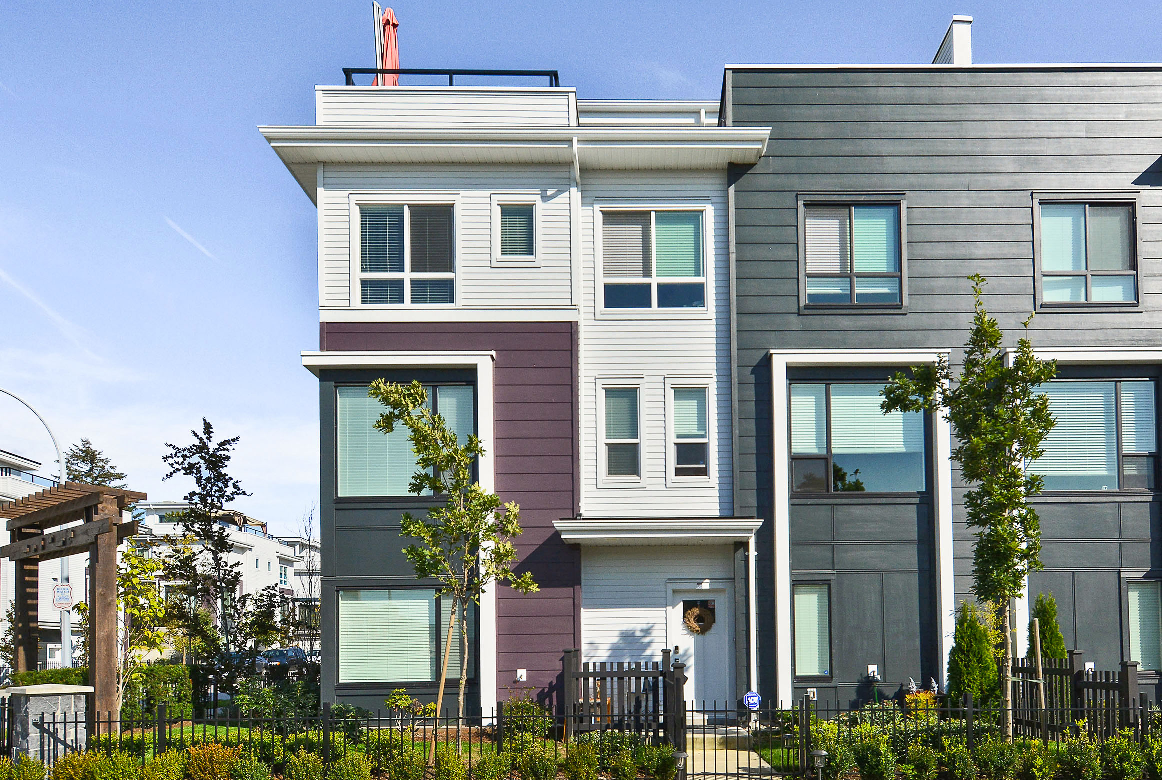 SOHO Townhome Unit at 16336 23A Avenue in Surrey, BC