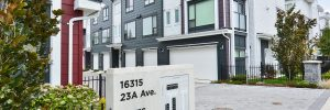 SOHO Townhomes at 16315 23A Avenue in Surrey, BC